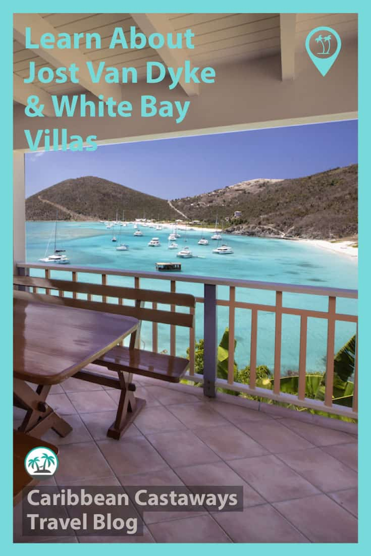 Jost Van Dyke and White Bay Villas