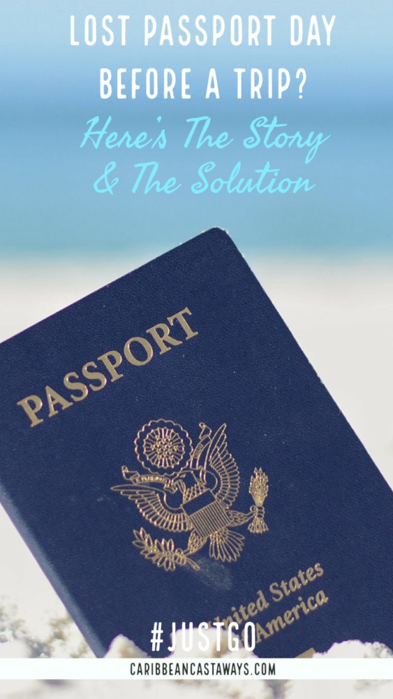 Lost Passport Replaced fast