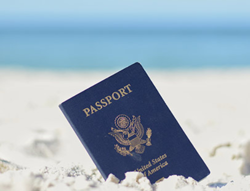 Lost Your Passport 24-hour Before A Flight? I did.
