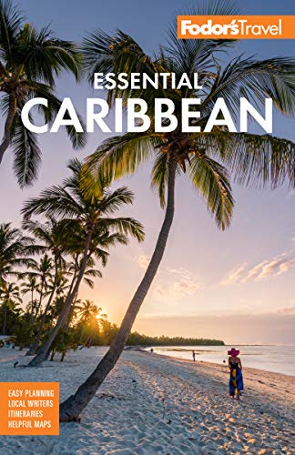 Caribbean travel book