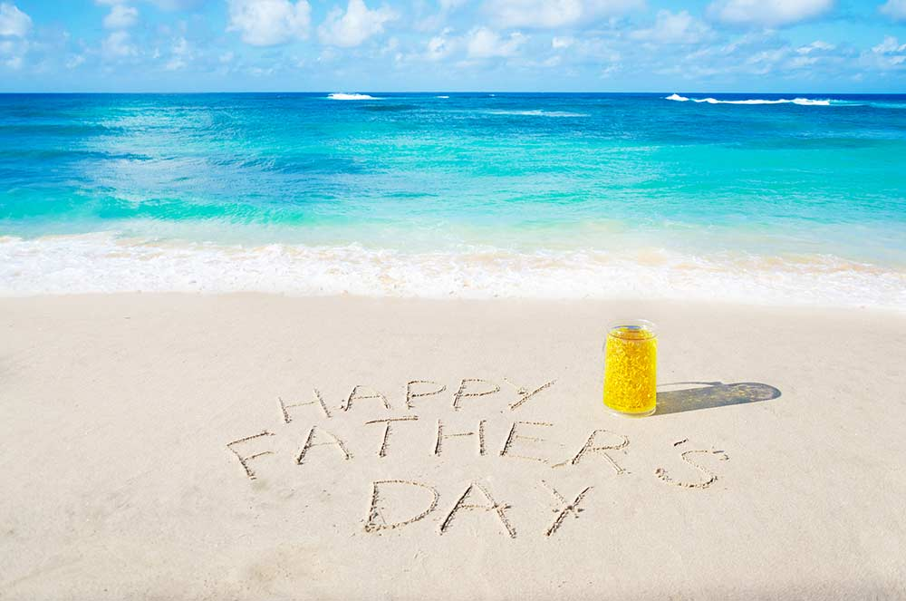 Fathers Day gift ideas for beach loving dad