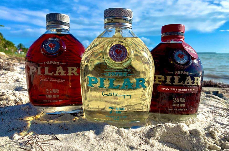 Father's Day gift ideas rum