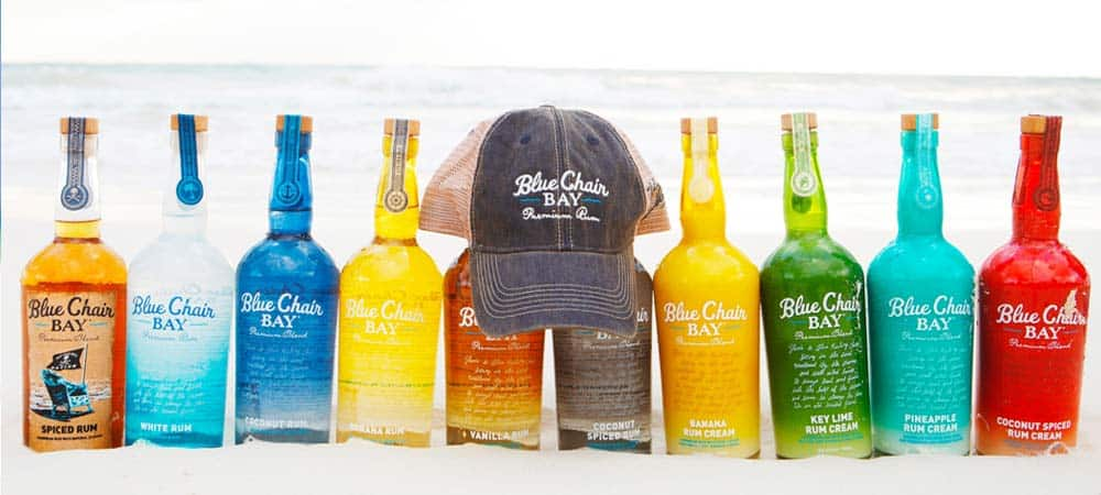 Blue Chair Bay Rum Island Boy drink recipe