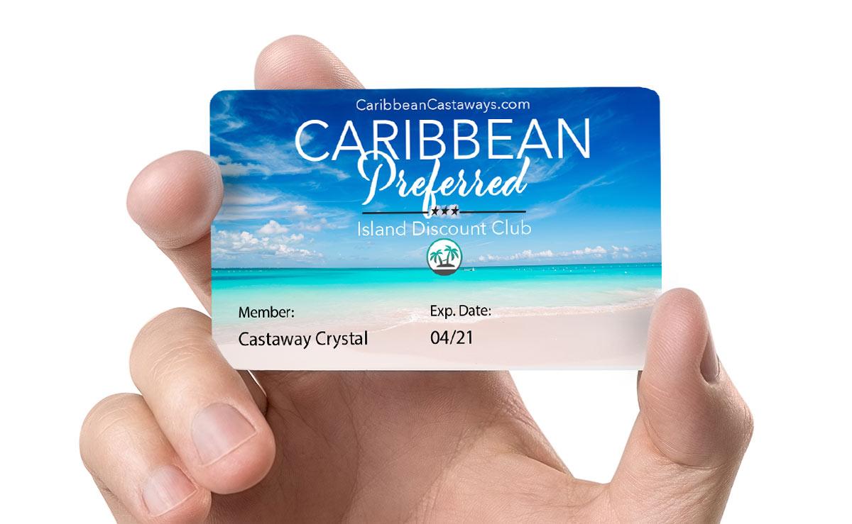 Caribbean Preferred Card