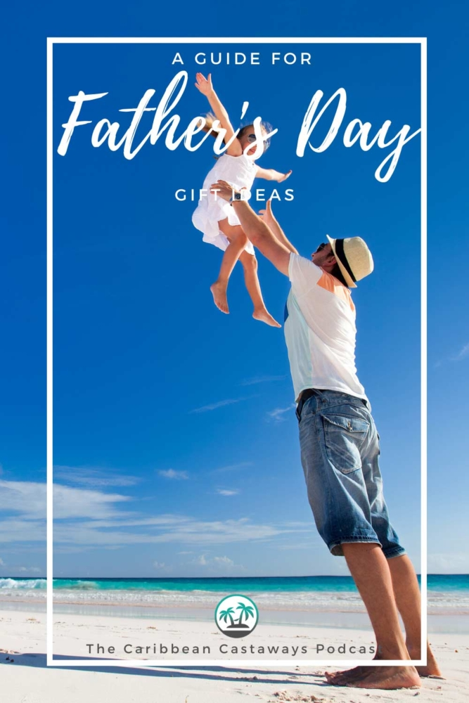 Fathers Day gift ideas beach theme