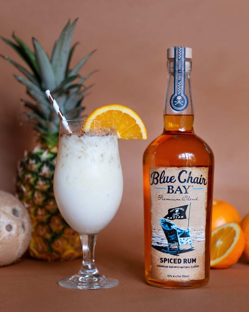 Father's Day gift ideas blue chair bay rum