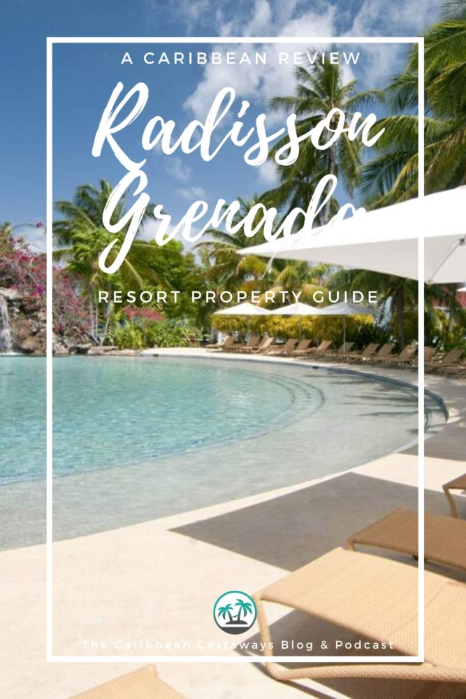 Grenada Resort Pin Radisson