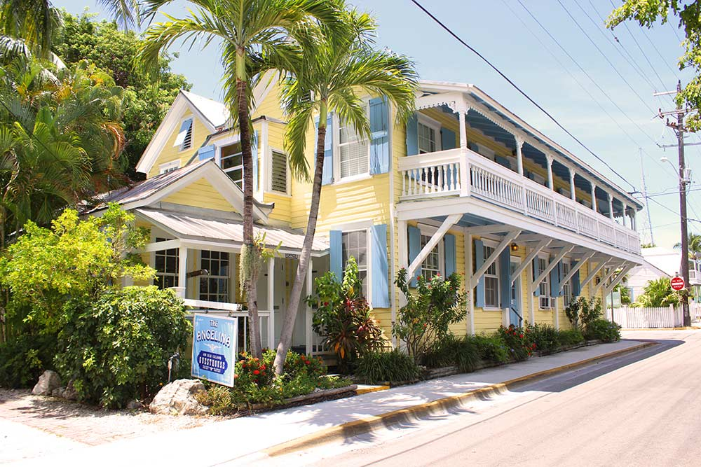 Angelina Guest House Key West Hotel