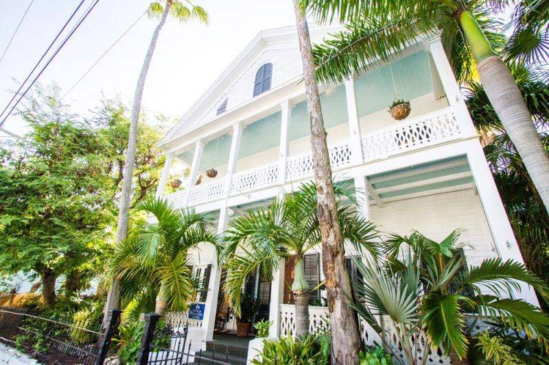 Old Town Manor Bed and Breakfast Key West