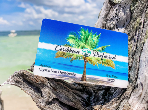 Caribbean Preferred Card