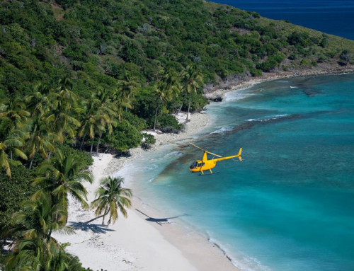 5 Awesome Reasons Why Caribbean Buzz Helicopters on St. Thomas is a Must